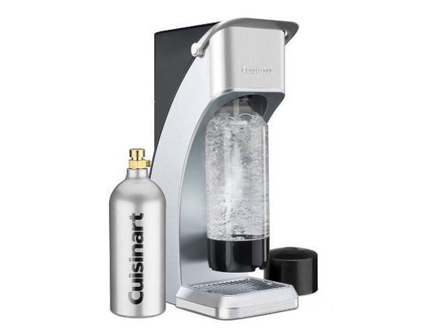 Cuisinart SMS-216S Sparkling Beverage Maker Silver