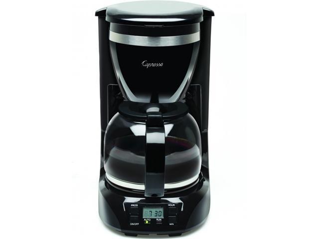 Capresso 424 12-Cup Drip Coffee Maker