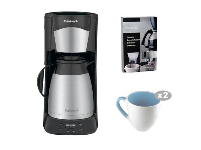 Cuisinart Coffee Maker Manual Dtc 975bkn : Cuisinart DTC-975BKN DTC975BKN 12 Cup Programable Thermal Coffeemaker(Black) with Cuisinart ...