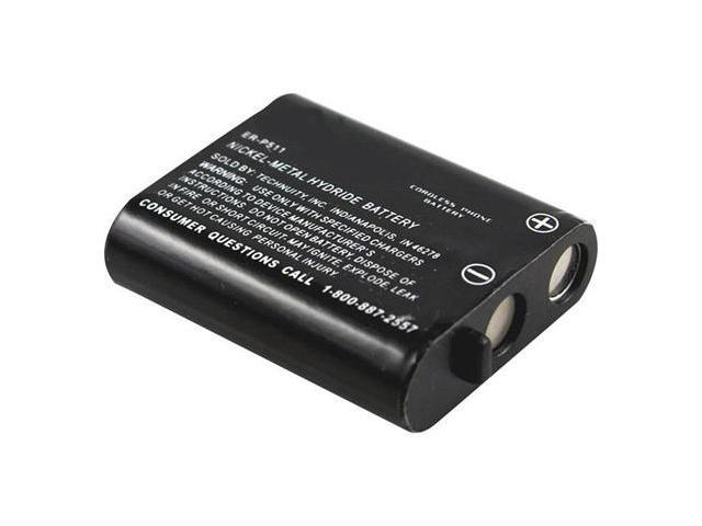 Replacement Battery For Panasonic P-P511 GE-TL26400 (Single Pack)