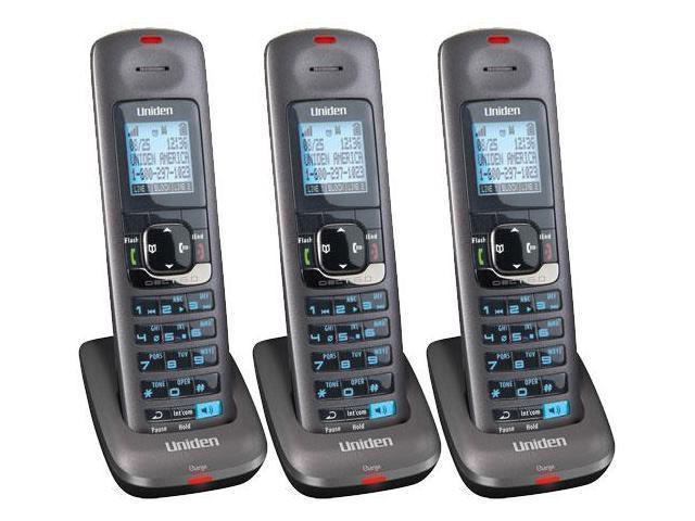 Uniden DCX400-3 2 Line DECT 6.0 Extra Handset