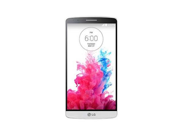 LG G3 Beat / D724 White (International Model) Unlocked GSM Mobile Phone