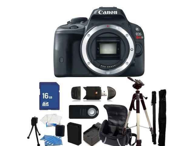 Canon EOS Rebel SL1 DSLR Camera Body Kit