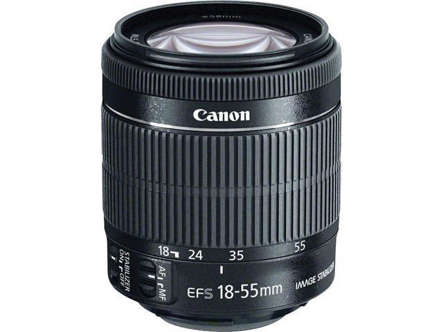 Canon EF-S 18-55mm f/3.5-5.6 IS STM Lens (Bulk Packaging)