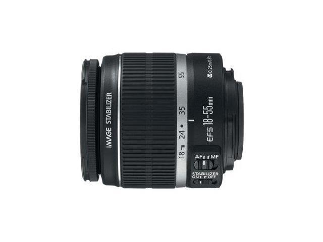Canon EF-S 18-55mm f/3.5-5.6 IS II Standard Zoom Lenses (Bulk Packaging)