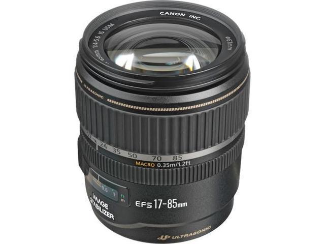 Canon EF-S 17-85mm f/4-5.6 IS USM Standard Zoom Lens (Bulk Packaging)
