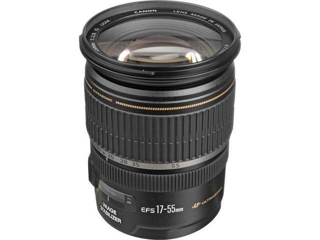 Canon EF-S 17-55mm f/2.8 IS USM Standard Zoom Lens (Bulk Packaging)
