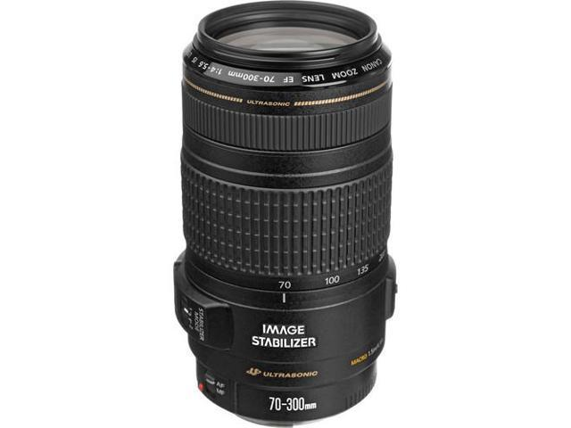 Canon EF 70-300mm f/4-5.6 IS USM Telephoto Zoom Lens (Bulk Packaging)