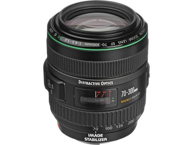Canon EF 70-300mm f/4.5-5.6 DO IS USM Telephoto Zoom Lens (Bulk Packaging)