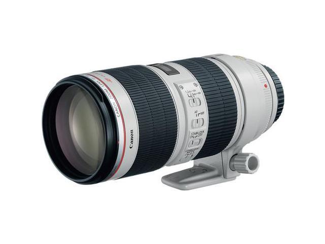 Canon EF 70-200mm f/2.8L IS II USM Telephoto Zoom Lens (Bulk Packaging)
