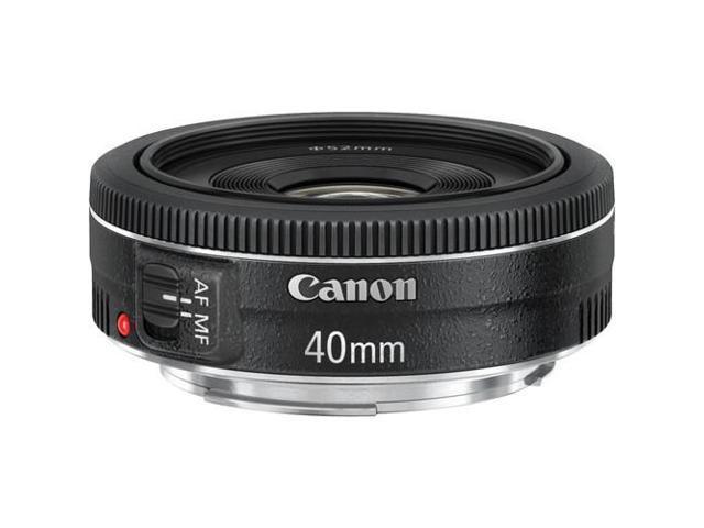 Canon EF 40mm f/2.8 STM Lens (Bulk Packaging)