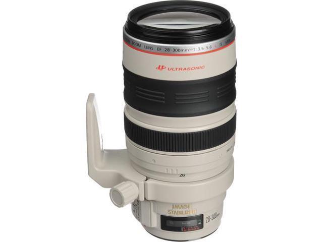 Canon EF 28-300mm f/3.5-5.6L IS USM Telephoto Zoom Lens (Bulk Packaging)
