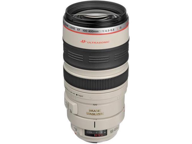 Canon EF 100-400mm f/4.5-5.6L IS USM Telephoto Zoom Lens (Bulk Packaging)