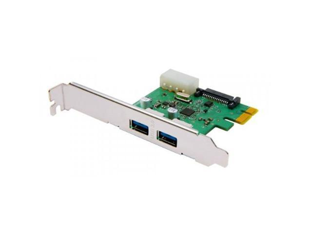 Transcend USB 3.0 Dual Expansion Card PCI Express Interface Model TS-PDU3