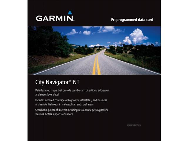 Garmin city navigator scandinavia nt 2017 update 2017