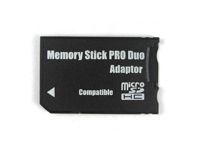NEON microSD or microSDHC to MS PRO Duo Adapter Converter Model MSD2MSPD-AD