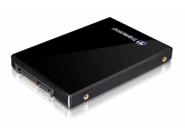 """Transcend 8GB 2.5"""" SATA SLC Internal Solid State Drive SSD Model TS8GSSD500"""