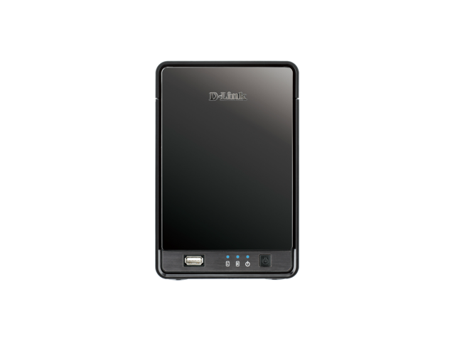 D-Link Video Recorder 2Bay 9Channel 8TB H.264 1080 780p RAID Model DNR-322L