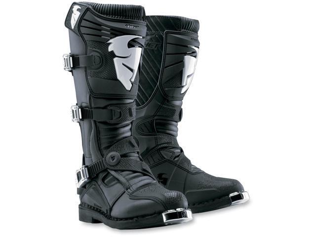 Thor Ratchet Boots Black 9