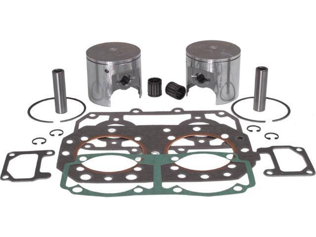 WSM Performance Parts 92-93 Seadoo GTX 580 Engine Rebuild Kit 76.25 White MM