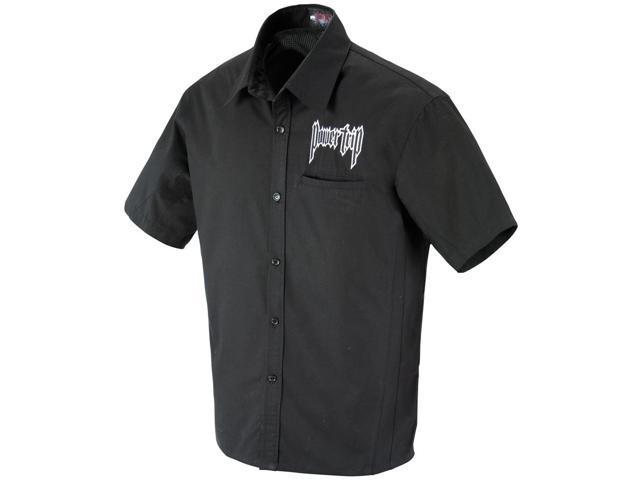 Power Trip Staff Shirt Black Size Large