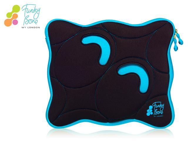 W1-FunkyBone series Bubble Sleeve laptop bag, cover for 13