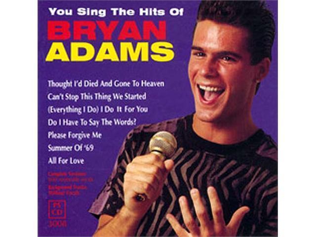 Pocket Songs You Sing the Hits PSCDG 3008 - Hits Of Bryan Adams