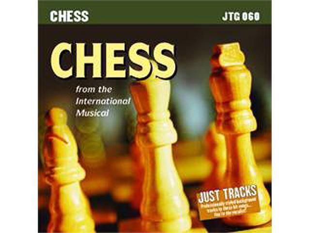 Pocket Songs Just Tracks Karaoke CDG JTG060 - CHESS
