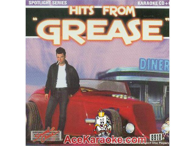 Sound Choice Spotlight CDG SCG8910 - Hits From Grease