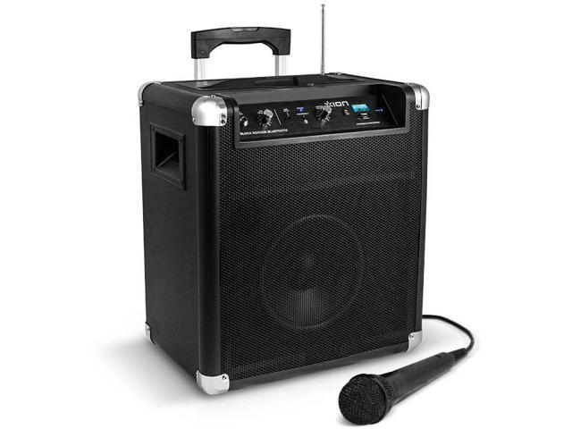 Ion Audio Block Rocker Bluetooth Portable PA/Karaoke System