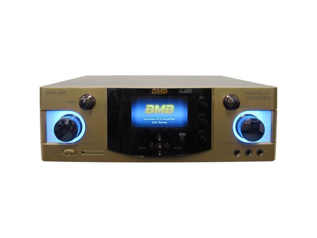 BMB DAS-300 (SE) 600W 4-Channel Karaoke Mixing Amplifier