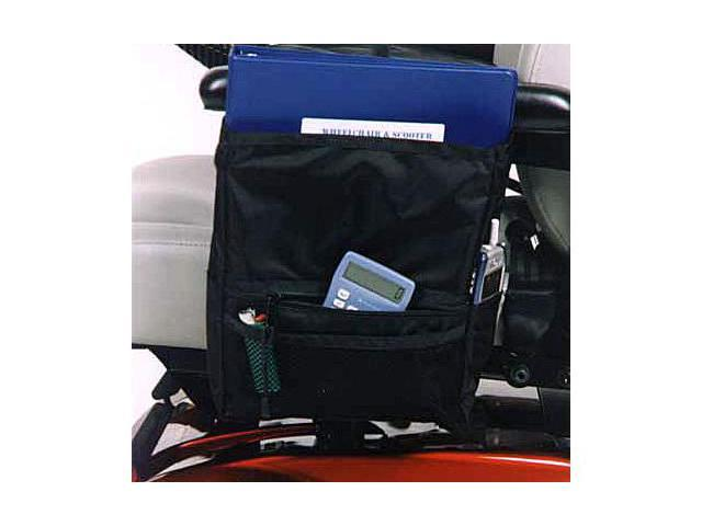 Large Power Wheel/chair Arm/rest Tote Carry Storage Bag