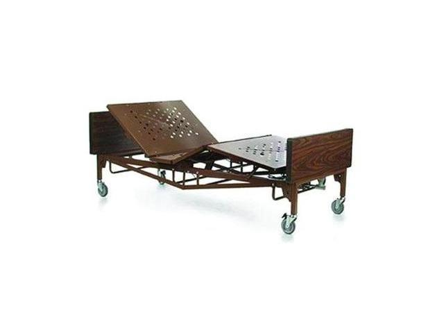 Invacare Bariatric Heavy Duty Homecare Bed Package Set