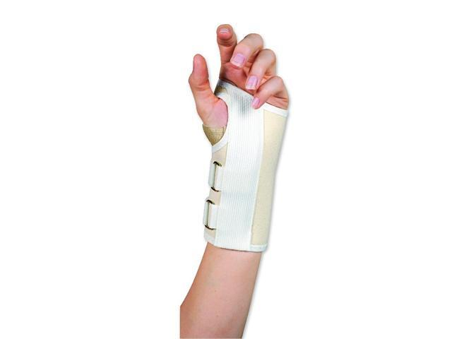 Deluxe Carpal Tunnel Wrist Support Brace Relief Left Md