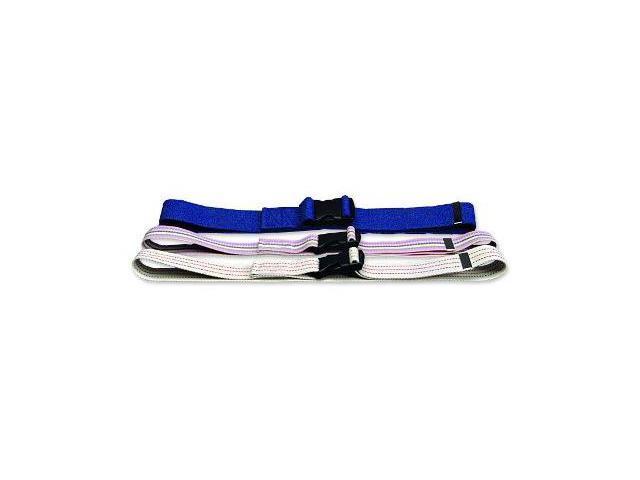 "Invacare 54"" XL Gait Transfer Safety Patient Belt Blue"