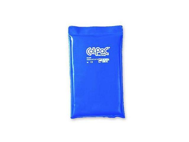 Blue Vinyl ColPaC Half Size Cold Therapy 7 1/2 X 11""