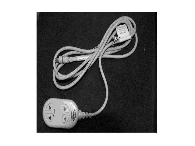 INVACARE Pendant Semi Electric Bed Control 1115288 Plug