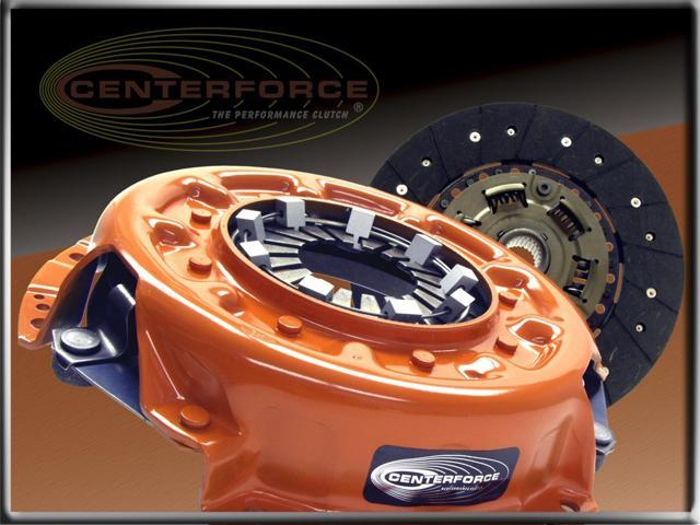 Centerforce CFT165552 Centerforce II Clutch Pressure Plate