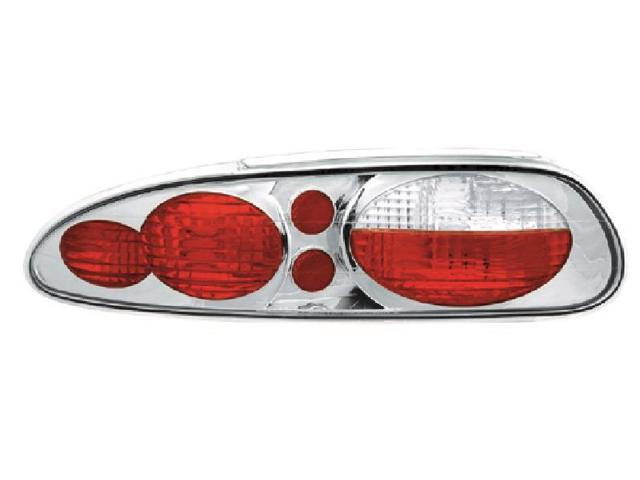 IPCW Tail Lamp CWT-CE322 93-96 Chevrolet Camaro Crystal Clear