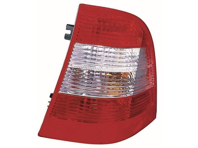 MERCEDES BENZ M CLASS 02-05 TAIL LIGHT LEFT (05 W/O SPECIAL EDITION)