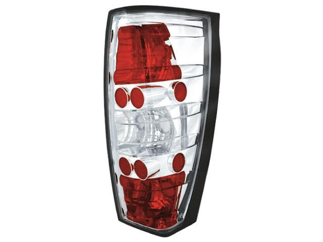 IPCW Tail Lamp CWT-CE347C 02-06 Cadillac Escalade EXT Crystal Clear