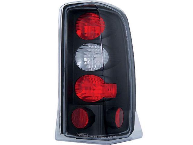 IPCW Tail Lamp CWT-CE305CB 02-06 Cadillac Escalade Bermuda Black