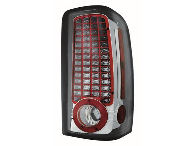 IPCW Tail Lamp LED LEDT-304CS 00-06 Chevrolet Suburban / Tahoe 00-06 GMC Suburban / Yukon / XL 00-06 GMC Yukon Denali / XL Denali Platinum Smoke