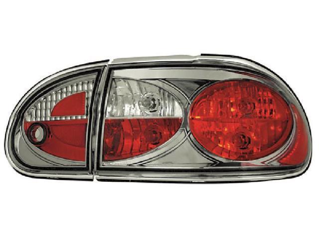 IPCW Tail Lamp CWT-CE341CS 97-03 Chevrolet Malibu Platinum Smoke