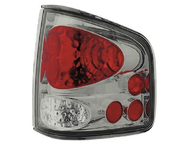 IPCW Tail Lamp CWT-CE310CS 94-04 Chevrolet S10 / S-PU  94-04 GMC Sonoma Platinum Smoke