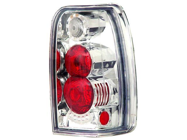 IPCW CWT-CE2002 Toyota 4Runner 1996 - 2000 Tail Lamps, Crystal Eyes Crystal Clear