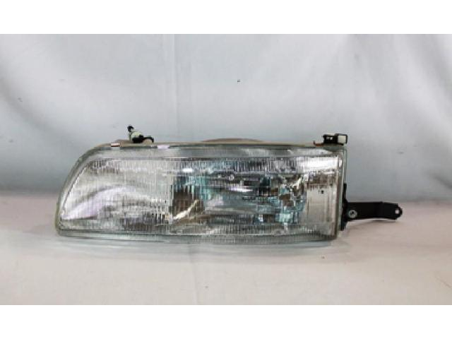 TYC 20-1699-00 Left Side Headlight Assembly