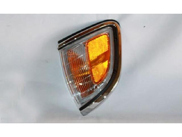 Replacement TYC 18-3196-36 Driver Side Corner Light For 95-96 Toyota Tacoma