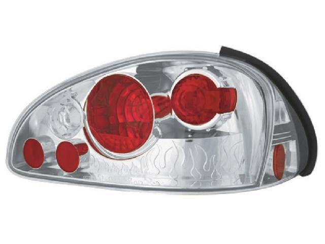 IPCW CWT-CE339C Pontiac Grand Prix 1997 - 2003 Tail Lamps, Crystal Eyes Crystal Clear