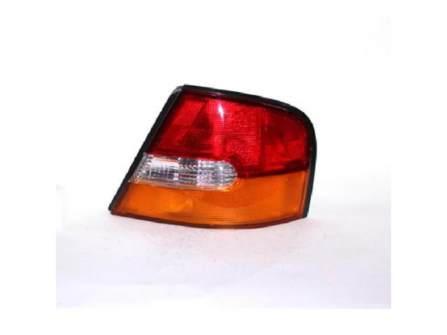 TYC 11-5209-00 Passenger Side Replacement Tail Light For Nissan Altima